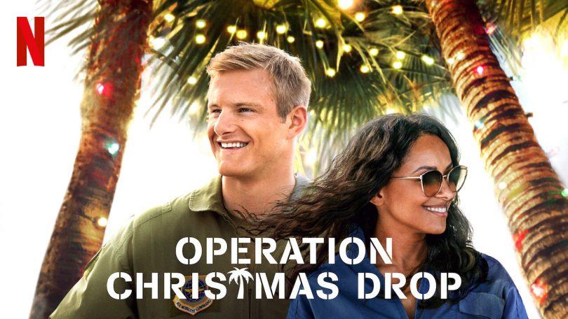 Operation Christmas Drop Netflix film
