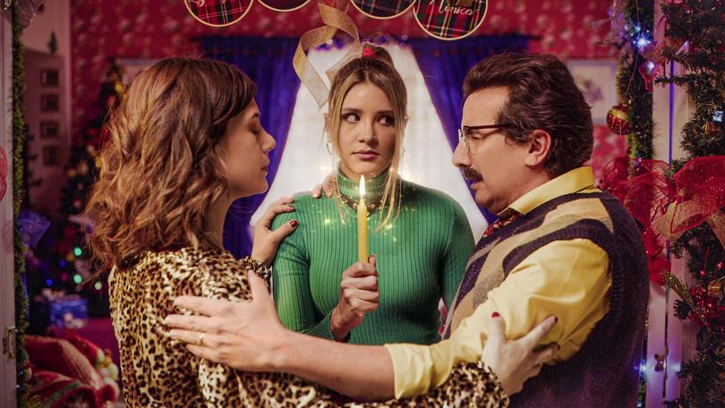 An Unremarkable Christmas Netflix