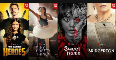 December op Netflix Beste titels