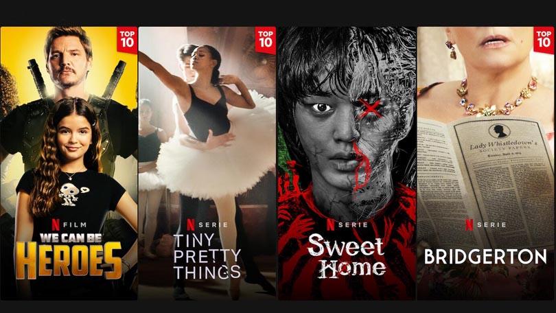 December op Netflix Beste titels
