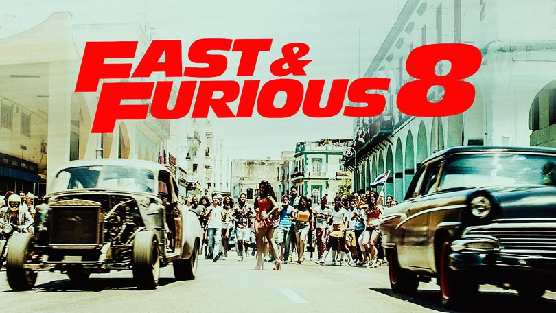 Fast and Furious 8 Netflix