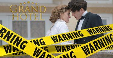 Grand Hotel Verwijderalarm