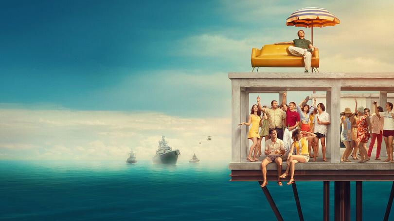 L'Incredibile Storia de L'Isola Delle Rose Netflix