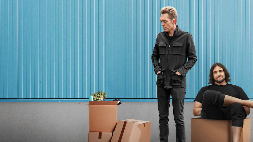 The Minimalists Less is Now Netflix
