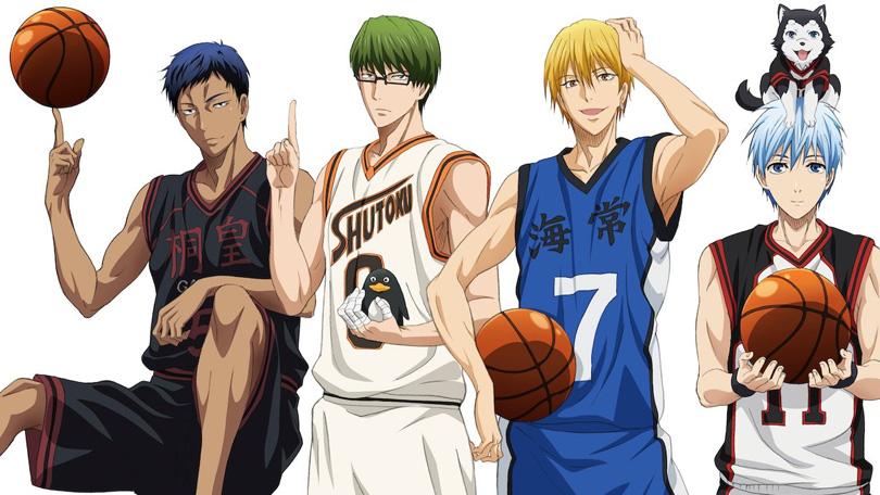 Kurokos Basketball Netflix