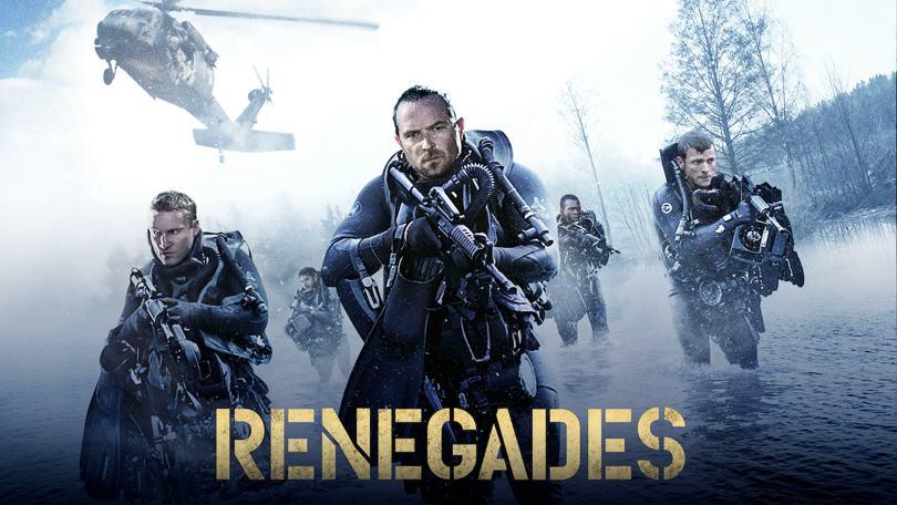 Renegades Netflix
