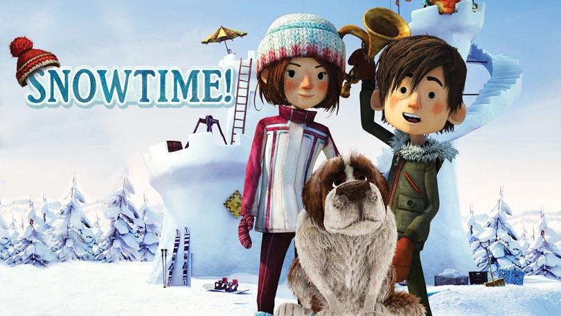 Snowtime Netflix