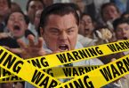 The Wolf of Wall Street Verwijderalarm
