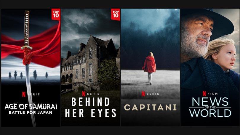 Beste februari 2021 Netflix