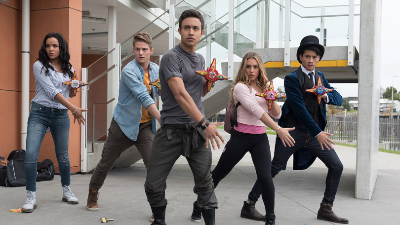 Power Rangers Ninja Steel Netflix