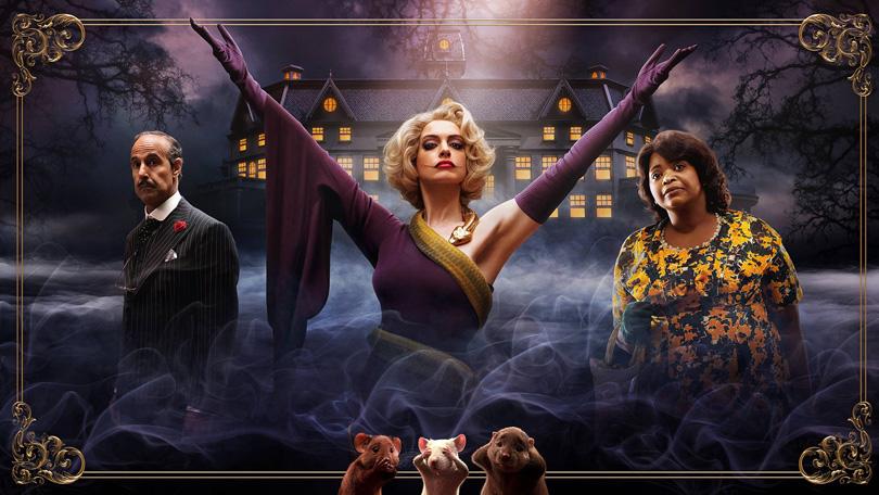 Roald Dahl The Witches Netflix