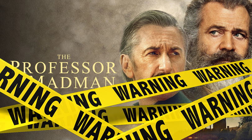 The Professor and the Madman Verwijderalarm