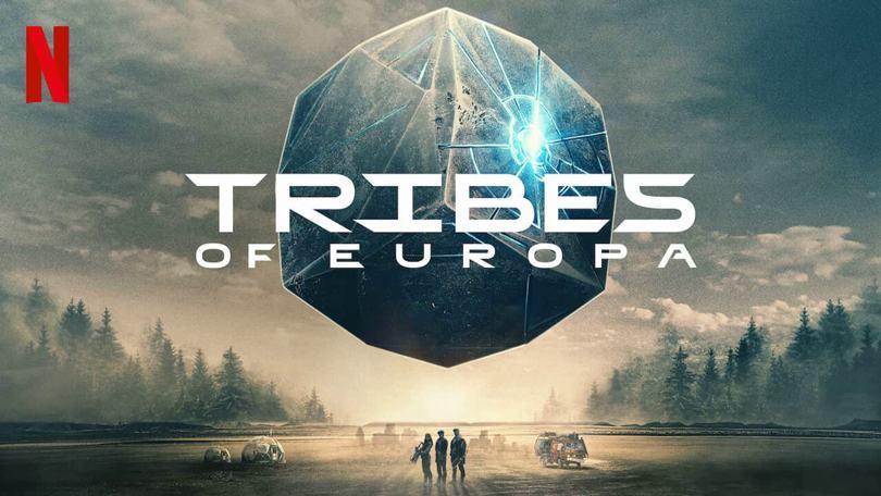 Tribes of Europa serie Netflix