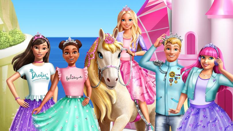 Barbie Princess Adventure Netflix