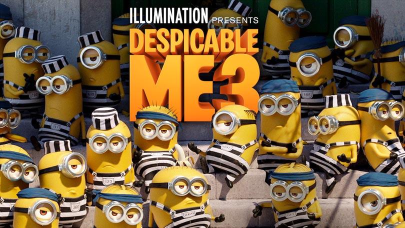 Despicable Me 3 Netflix