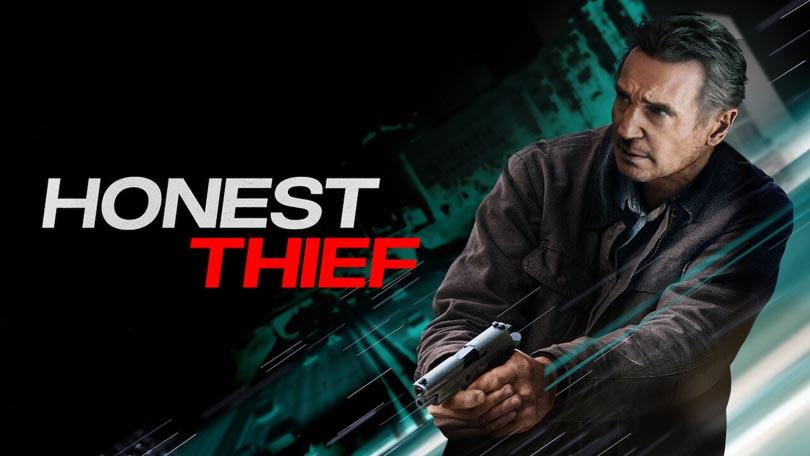 Honest Thief Netflix