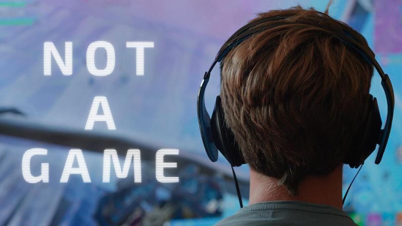 Not A Game Netflix