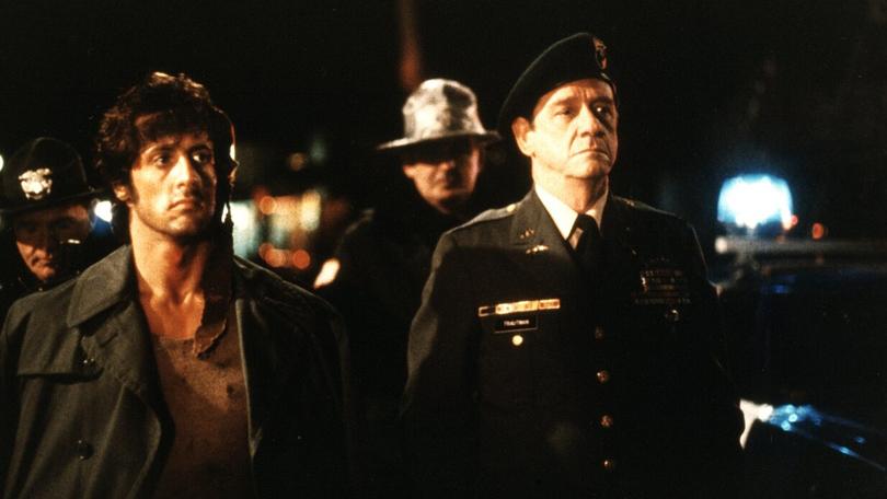 Rambo First Blood Netflix