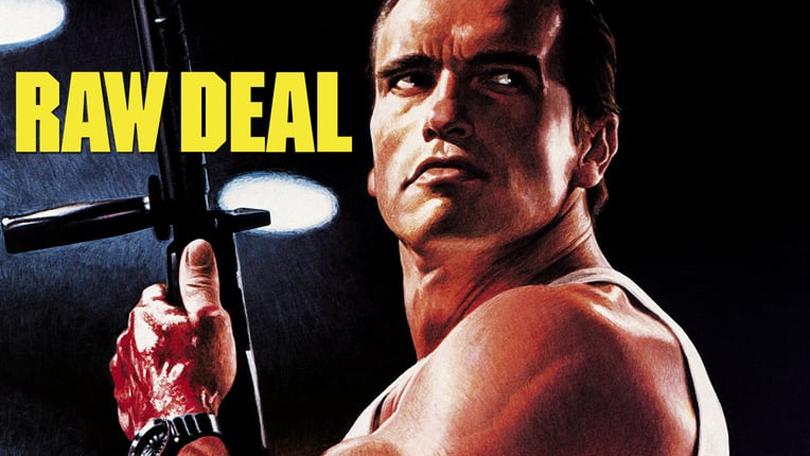 Raw Deal Netflix