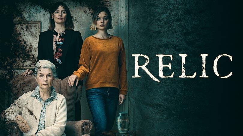 Relic Netflix