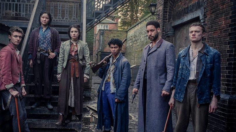 The Irregulars Sherlock Holmes Netflix