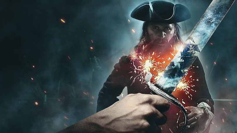 The Lost Pirate Kingdom Netflix