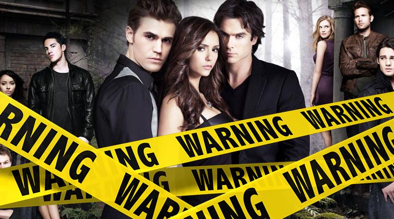 The Vampire Diaries Verwijderalarm