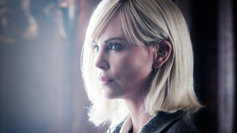 Atomic Blonde Netflix