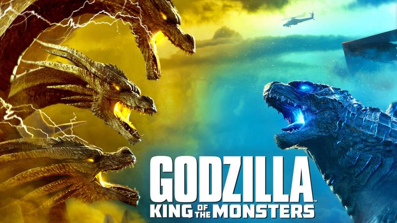 Godzilla King of Monsters Netflix
