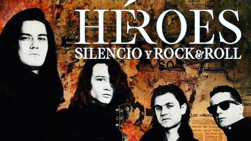 Heroes Silence and Rock & Roll Netflix