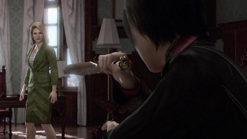 Resident Evil Damnation Netflix