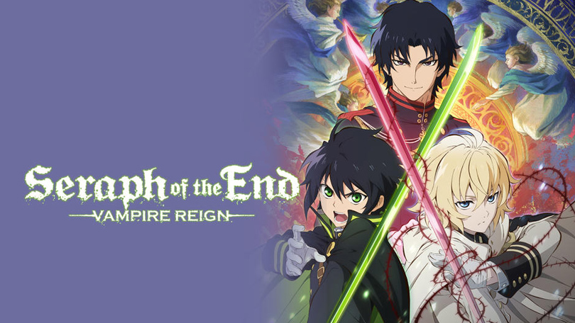 Seraph The End Netflix