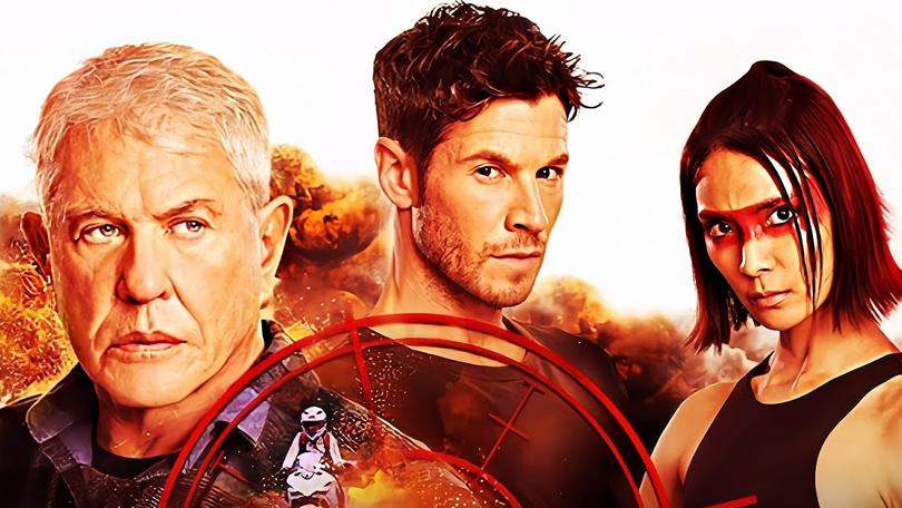 Sniper Assassin's End Netflix