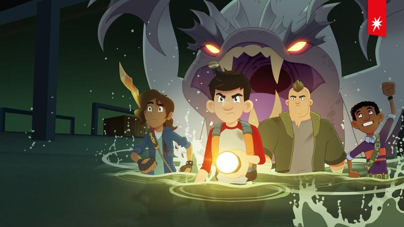 The Last Kids On Earth Netflix