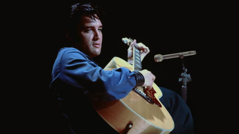 Elvis Presley The Searcher Netflix