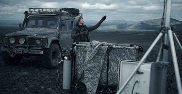 Katla Netflix serie IJsland