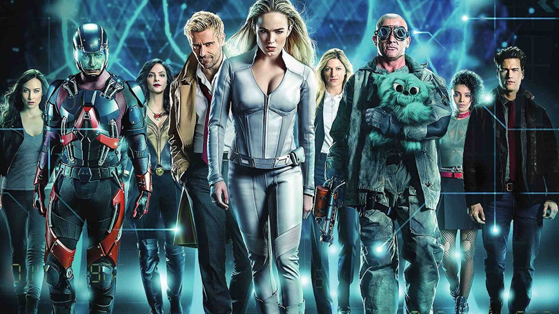 Legends of Tomorrow Netflix