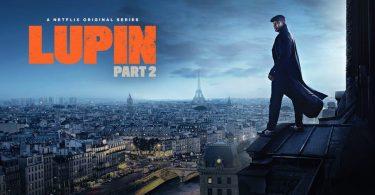 Lupin deel 2 Netflix