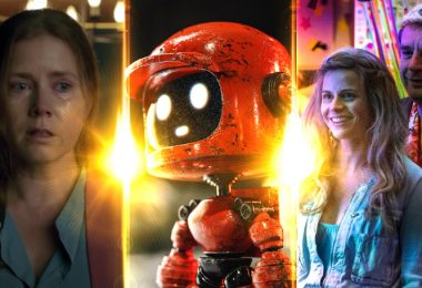 Woman in the Window Ferry Love Death Robots