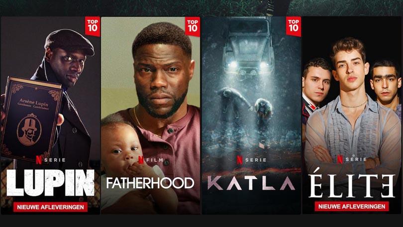 Juni op Netflix