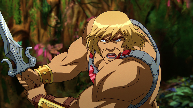 Masters of the Universe Netflix