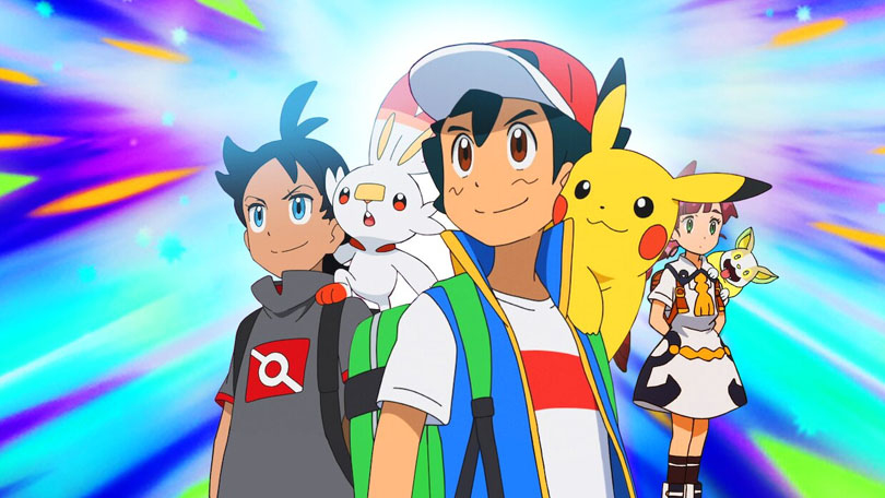 Pokemon Journeys The Series Netflix