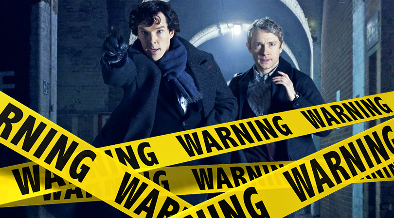 Sherlock Verwijderalarm
