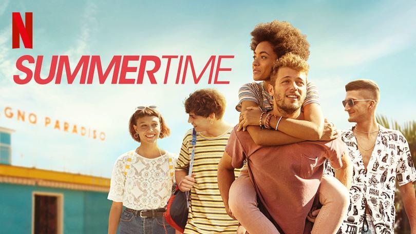 Summertime serie Netflix