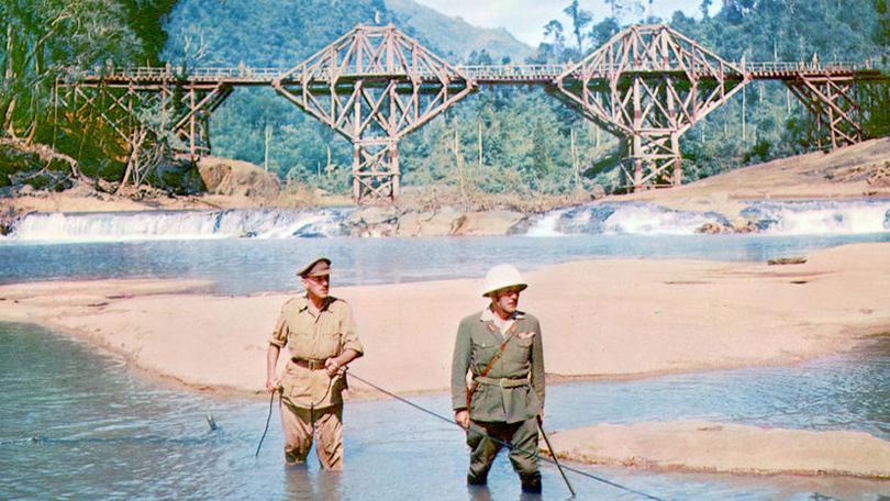 The Bridge on the River Kwai Netflix