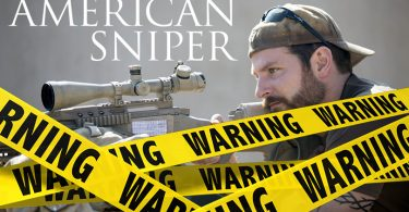 American Sniper Verwijderalarm