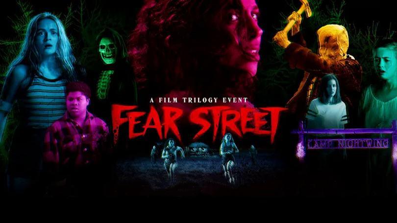 Fear Street trilogie Netflix