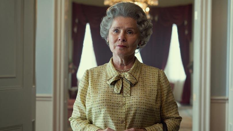 The Crown derde Queen Elizabeth