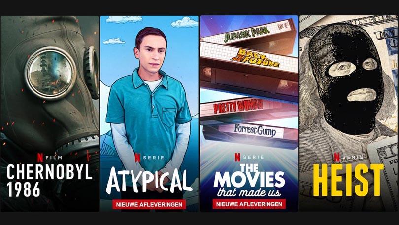 beste van juli Netflix
