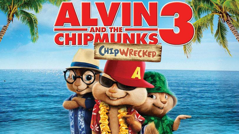 Alvin Chipmunks 3 Netflix